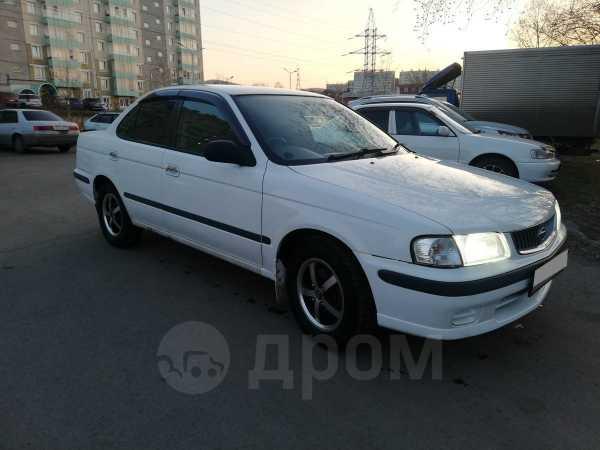 Nissan Sunny, 1999 год, 189 000 руб.