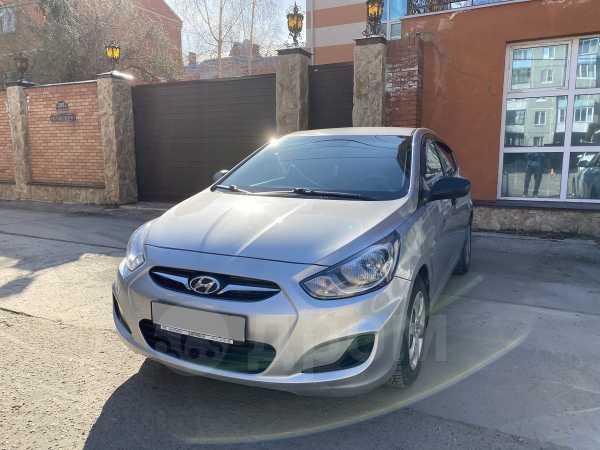 Hyundai Solaris, 2013 год, 485 000 руб.
