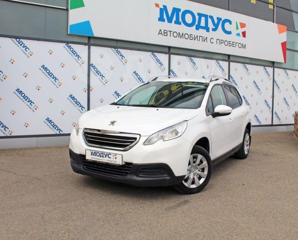 Peugeot 2008, 2014 год, 579 000 руб.