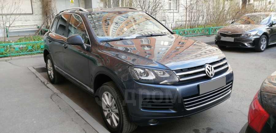 Volkswagen Touareg, 2013 год, 1 330 000 руб.