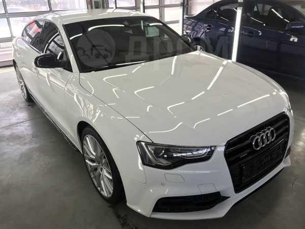 Audi A5, 2016 год, 1 050 000 руб.