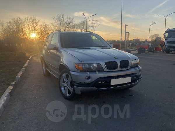 BMW X5, 2001 год, 290 000 руб.