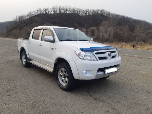 Toyota Hilux Pick Up, 2008 год, 988 000 руб.