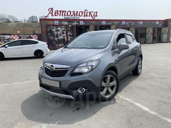 Opel Mokka, 2013 год, 655 000 руб.