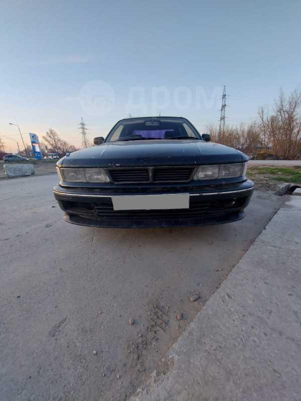 Mitsubishi Galant, 1991 год, 165 000 руб.