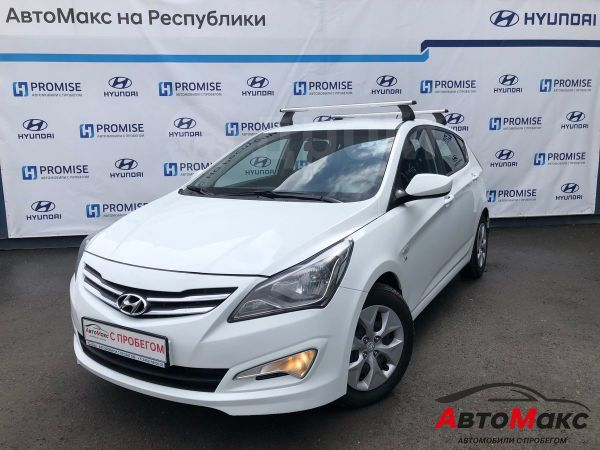 Hyundai Solaris, 2014 год, 470 000 руб.