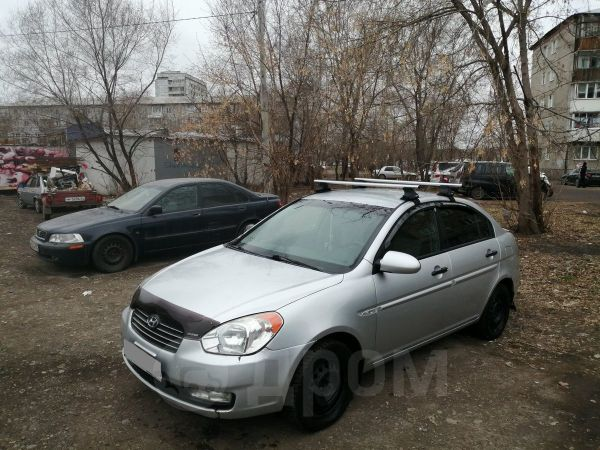 Hyundai Verna, 2007 год, 150 000 руб.