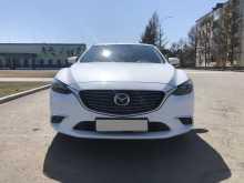 Кызыл Mazda6 2016