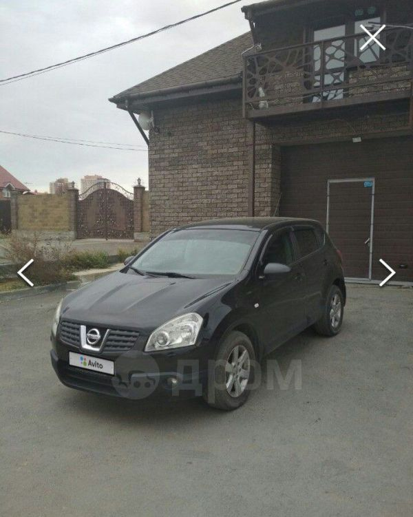 Nissan Qashqai, 2007 год, 490 000 руб.