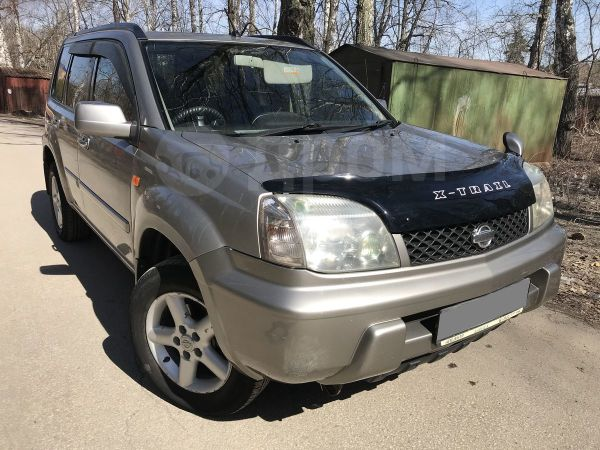 Nissan X-Trail, 2003 год, 405 000 руб.