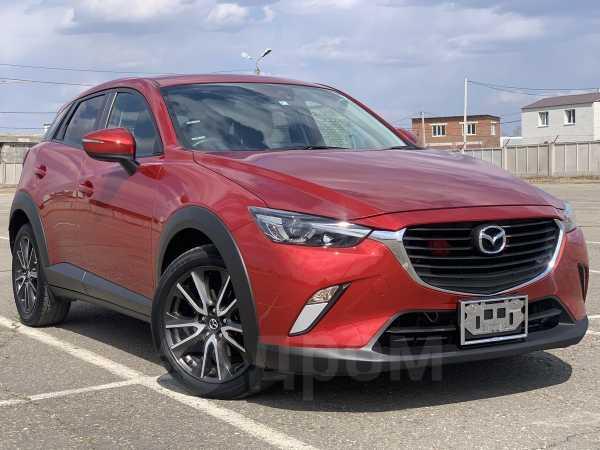 Mazda CX-3, 2016 год, 1 350 000 руб.
