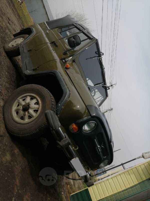 УАЗ 469, 1992 год, 85 000 руб.