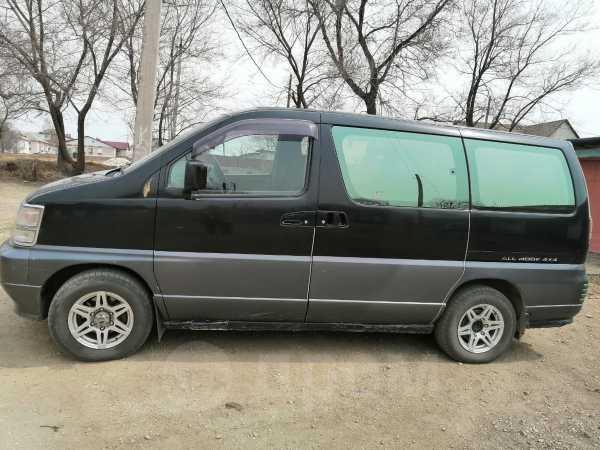 Nissan Elgrand, 1998 год, 200 000 руб.