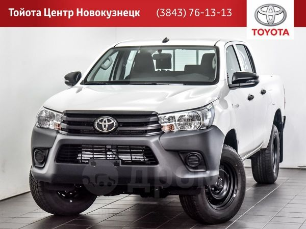 Toyota Hilux Pick Up, 2020 год, 2 382 000 руб.