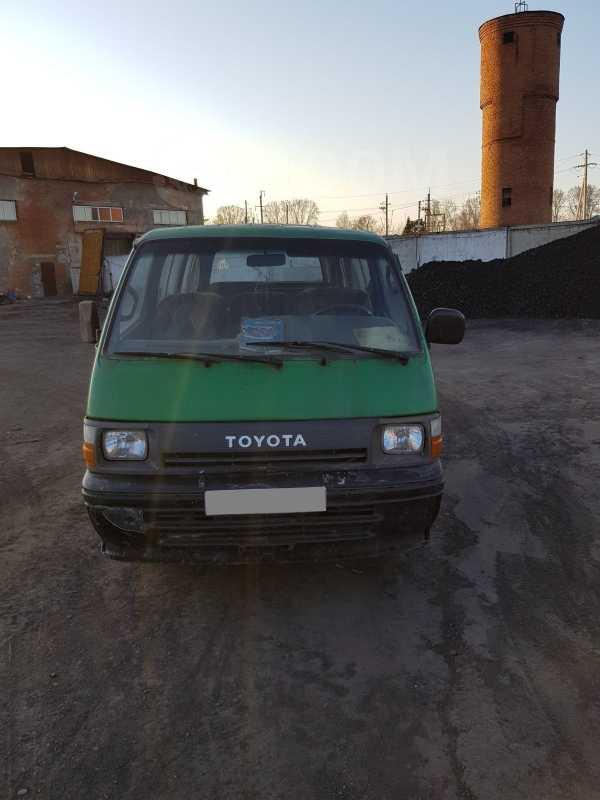 Toyota Hiace, 1991 год, 70 000 руб.