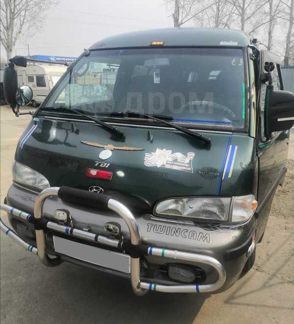 Hyundai Grace, 1999 год, 225 000 руб.