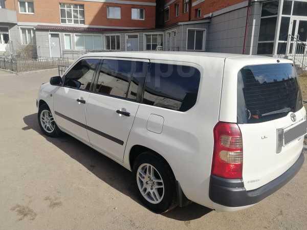 Toyota Succeed, 2008 год, 450 000 руб.