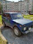 Лада 4x4 2121 Нива, 1999 год, 90 000 руб.