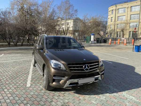 Mercedes-Benz M-Class, 2014 год, 1 990 000 руб.