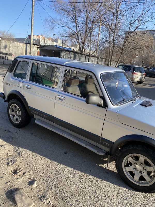 Лада 4x4 2131 Нива, 2012 год, 255 000 руб.