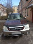 Mazda Tribute, 2002 год, 250 000 руб.