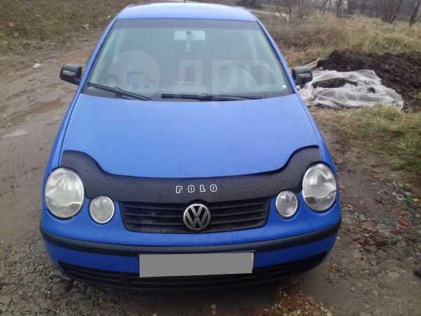 Volkswagen Polo, 2002 год, 155 000 руб.