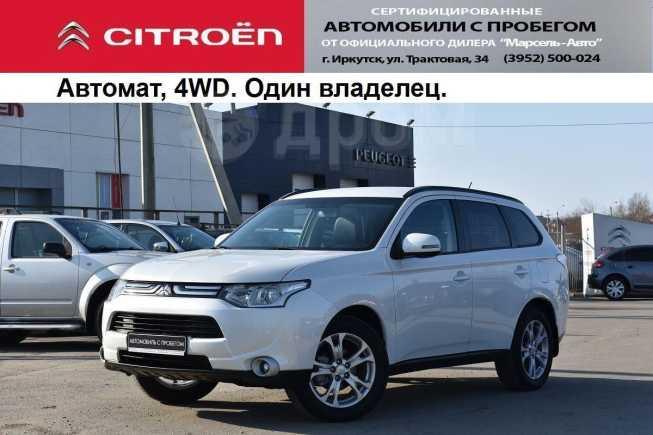 Mitsubishi Outlander, 2014 год, 978 000 руб.