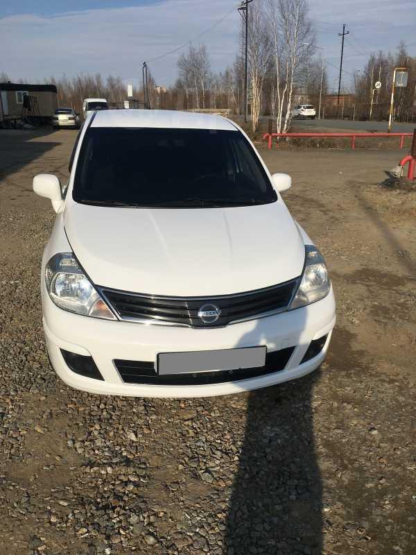 Nissan Tiida, 2013 год, 455 000 руб.