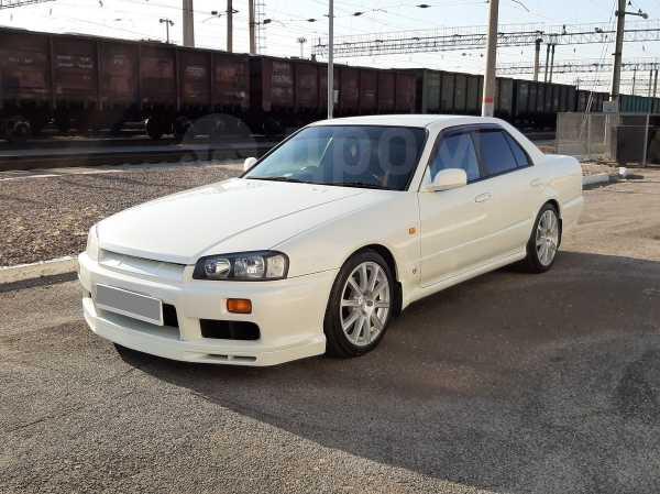 Nissan Skyline, 1999 год, 375 000 руб.