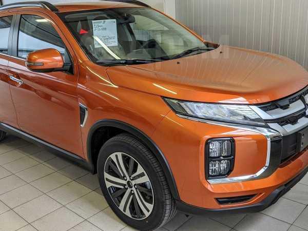 Mitsubishi ASX, 2020 год, 1 925 319 руб.