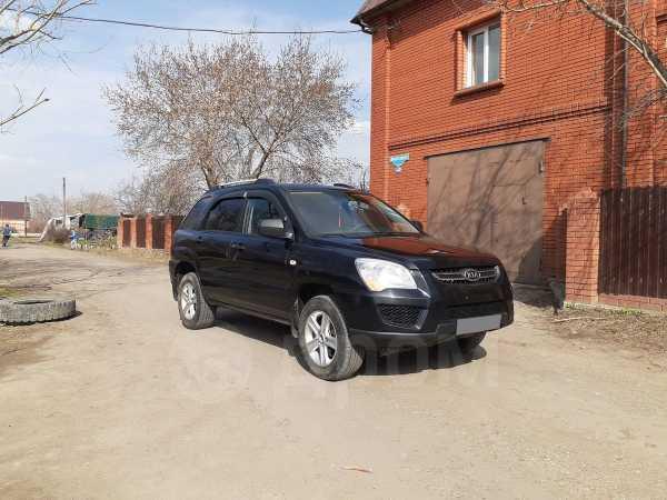 Kia Sportage, 2009 год, 455 000 руб.