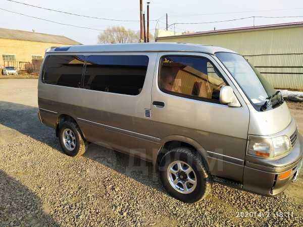 Toyota Hiace, 1996 год, 410 000 руб.