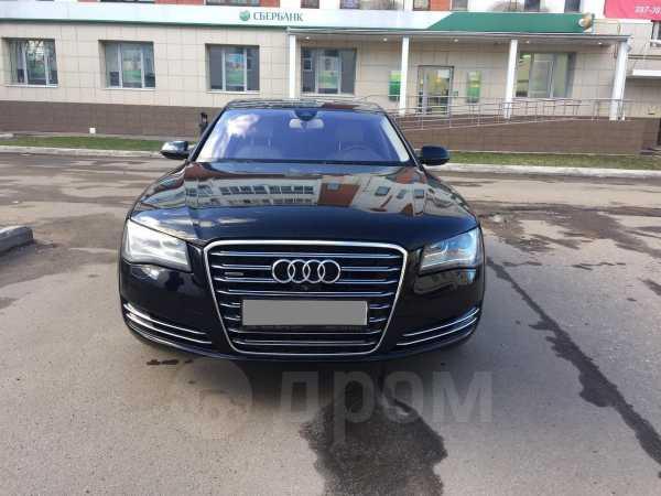 Audi A8, 2012 год, 950 000 руб.