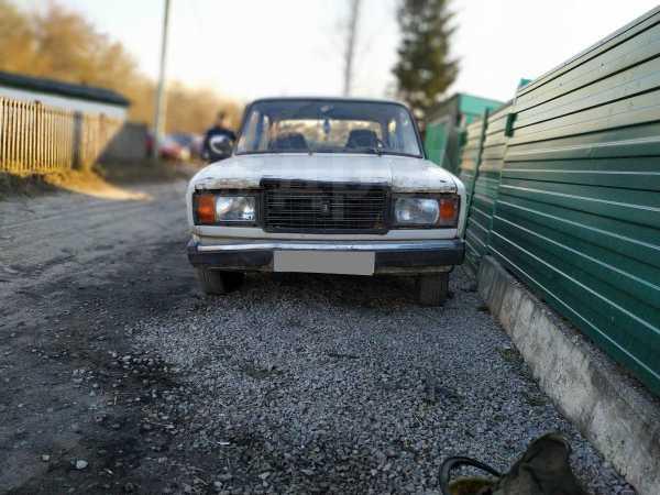 Лада 2107, 1992 год, 15 000 руб.