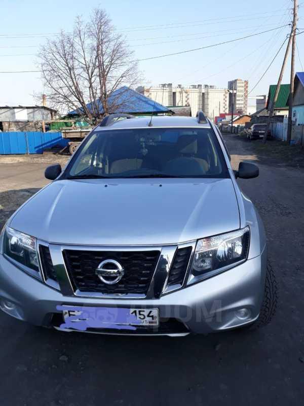 Nissan Terrano, 2015 год, 790 000 руб.