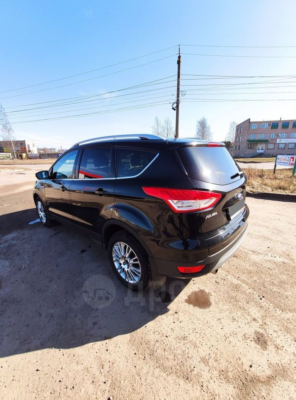 Ford Kuga, 2014 год, 730 000 руб.