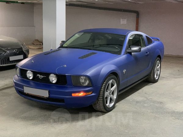 Ford Mustang, 2005 год, 900 000 руб.