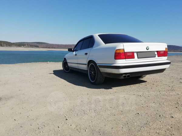 BMW 5-Series, 1991 год, 222 000 руб.