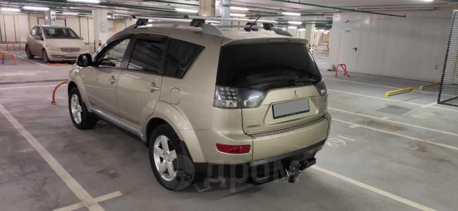 Mitsubishi Outlander, 2008 год, 620 000 руб.