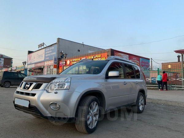 Nissan X-Trail, 2011 год, 852 000 руб.