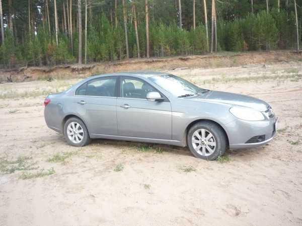 Chevrolet Epica, 2012 год, 410 000 руб.