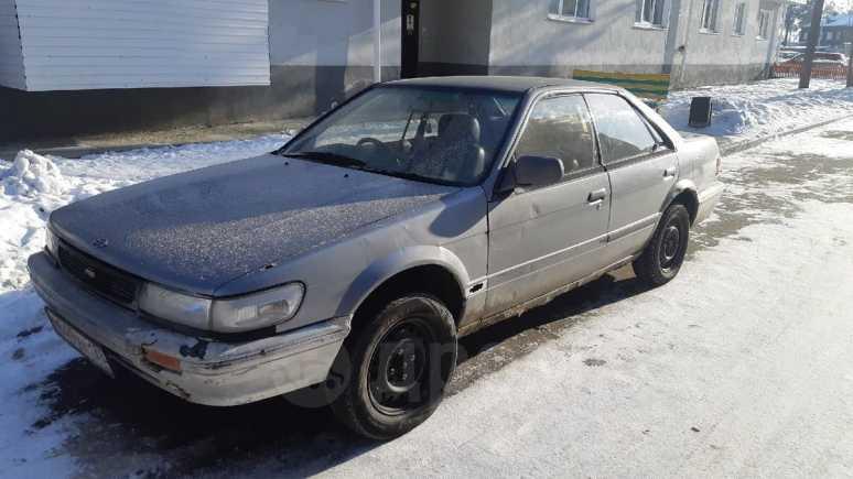 Nissan Bluebird, 1991 год, 20 000 руб.