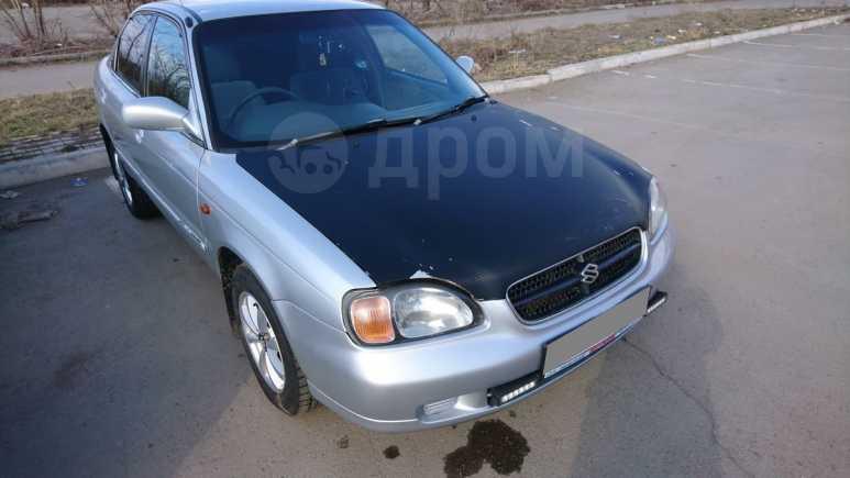 Suzuki Cultus, 1998 год, 100 000 руб.