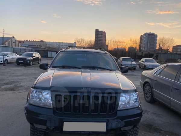 Jeep Grand Cherokee, 2000 год, 395 000 руб.