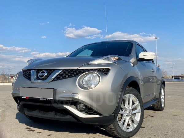 Nissan Juke, 2015 год, 725 000 руб.