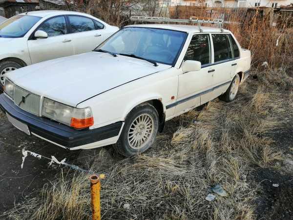 Volvo 940, 1995 год, 66 000 руб.
