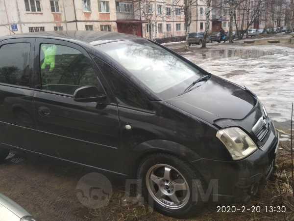 Opel Meriva, 2007 год, 240 999 руб.