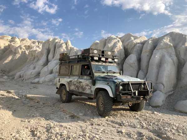 Land Rover Defender, 2007 год, 1 500 000 руб.