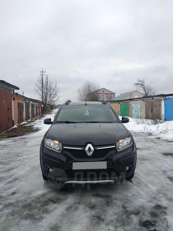 Renault Sandero Stepway, 2016 год, 470 000 руб.