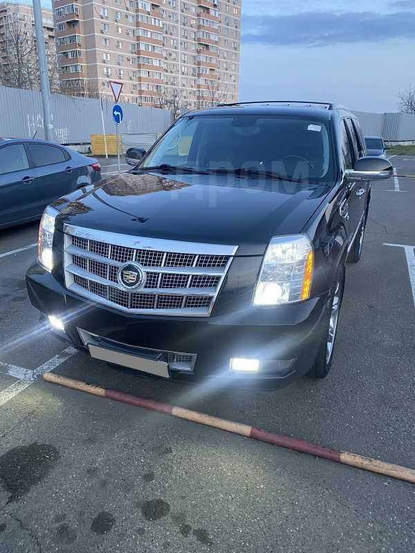Cadillac Escalade, 2012 год, 1 700 000 руб.